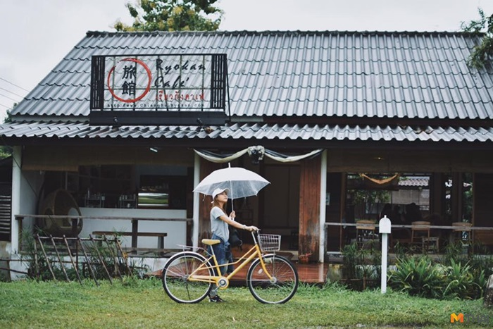 เรียวกังคาเฟ่ (Ryokan Café) คิดถึงญี่ปุ่นใช่ไหมนั้นไปเช็คอินกันค่ะ