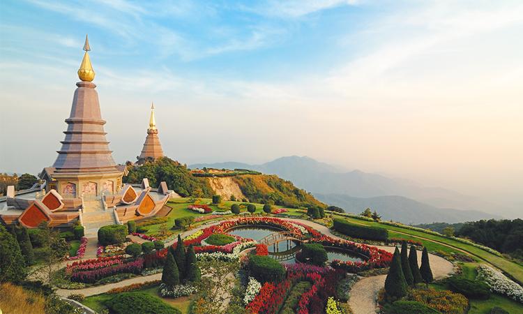 ท่องเที่ยวในไทย