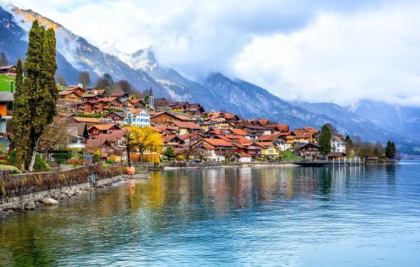 สวิตเซอร์แลนด์ ถือเป็นดินแดนสวรรค์ที่มีอยู่จริงบนโลกใบนี้
