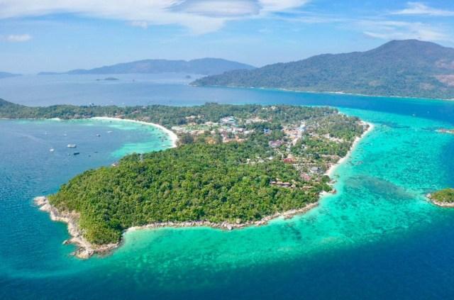 ทะเลอันดามัน กับ 4 เกาะภาคใต้ที่น่าท่องเที่ยวด้วยความสวยงาม