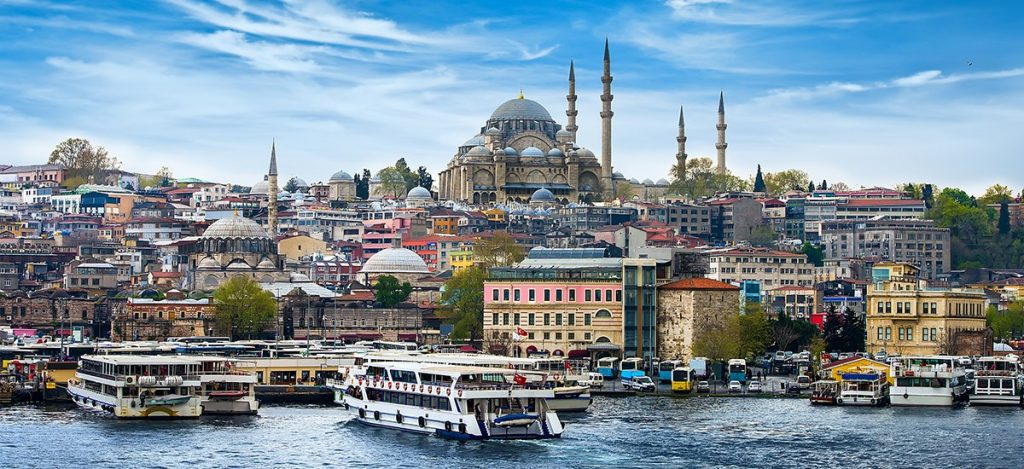 ประเทศตุรกี เที่ยวประเทศเดียวเหมือนได้เยือนดินแดน 2 ทวีป