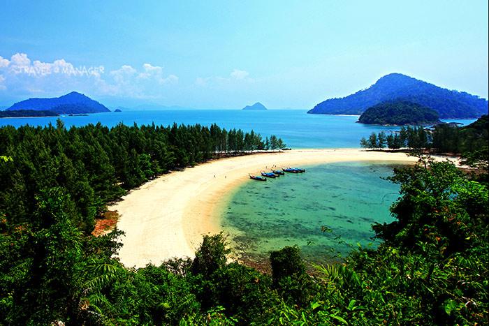 หมู่เกาะกำ