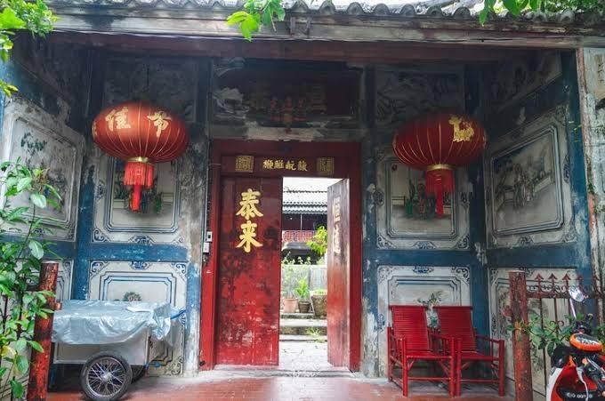 ตลาดน้อย แหล่งถ่ายภาพสุดชิคย่านเจริญกรุงเมืองเก่าชุมชนจีน