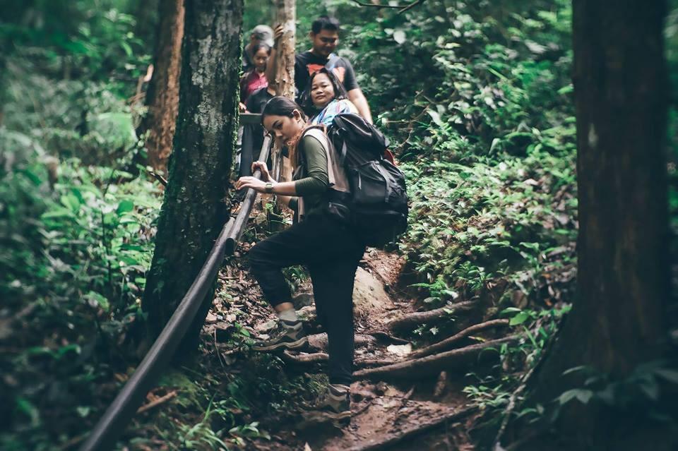 เขาหลวงสุโขทัย สถานที่ท่องเที่ยวที่เส้นทางเดินป่าสุดโหดเหนื่อยแต่คุ้ม
