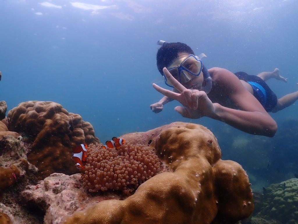 เกาะแสมสาร ทะเลในภาคตะวันออกสถานที่แรกที่จะนึกถึงคงจะอยู่ในเขตจังหวัดชลบุรี
