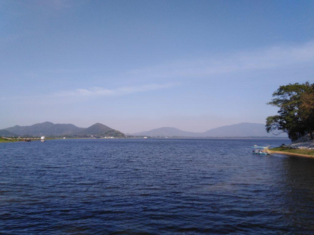 อ่างเก็บน้ำบางพระ ชลบุรี สถานที่ท่องเที่ยวธรรมชาติผ่อนคลายจิตใจ