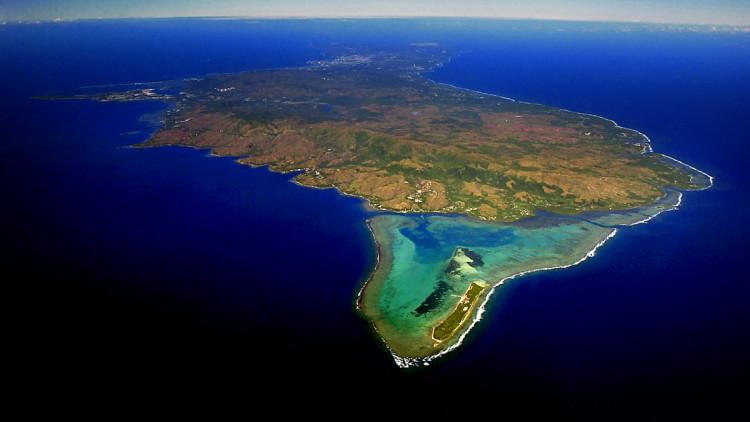 เกาะกวม เป็นส่วนหนึ่งของประเทศสหรัฐอเมริกาซึ่งตั้งอยู่ในมหาสมุทรแปซิฟิก