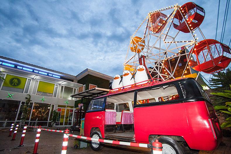 Tooney Toy Museum Thailand เที่ยวชมของเล่นสมัยใหม่แสนเริ่ด @นนทบุรี